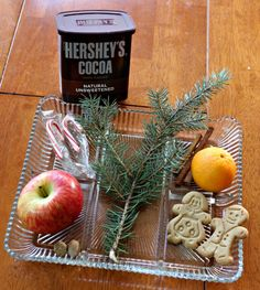 Enjoy the wonderful scents of the holidays with this fun hands-on sensory activity!