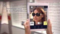 Présentation de la solution d'essayage virtuel de lunettes de notre client #FittingBox https://www.youtube.com/watch?v=-UybeE0Izyo Parlez en à votre opticien ! #Optic #OnlineVideo