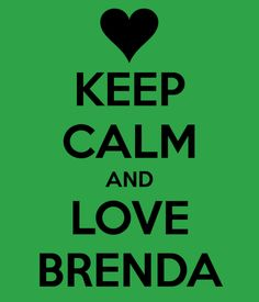 I got really angry when Brenda kissed Thomas cuz Theresa and Thomas were awesome and was sad when she died