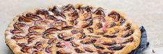 Zwetschgenwähe - Rezept   Swissmilk Pie, Baking, Desserts, Food, Drink, Cake Batter, Plum Recipes, Dessert Ideas, Food Food