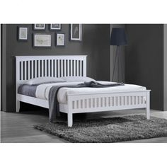 Sareer Sandhurst Bed |FREE DELIVERY Next Day - Select Day| up to 50% OFF RRP|