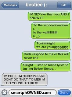 Page 33 - Autocorrect Fails and Funny Text Messages - SmartphOWNED