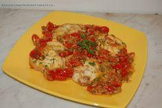 In Cucina con Susetta e altro...: PESCE SPADA CON CAPPERI E POMODORINI  Un piatto se...