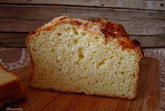 Pan brioche casero sin gluten y sin lactosa