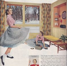 Your house can be a happier home when it's truly modern! 1958