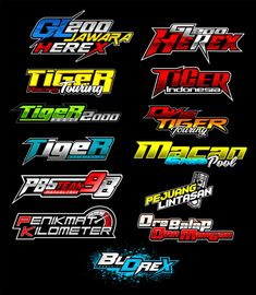 Fiverr freelancer will provide Logo Design services and make logo racing and automotive design lettering including # of Initial Concepts Included within 3 days Layout Inspiration, Logo Design Inspiration, Letras Abcd, Small Crown Tattoo, Super Pictures, Motorcycle Stickers, Skin Images, Automotive Logo, Game Character Design