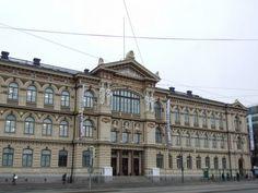Galeria Nationala Finlanda Helsinki, Finland, Louvre, Building, Travel, Buildings, Viajes, Traveling, Tourism