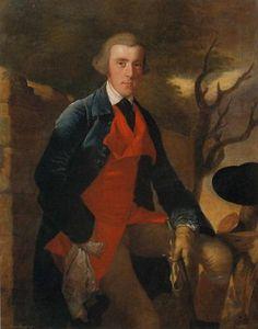 Edward Becher Leacroft, 1762 - Joseph Wright