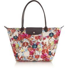 LONGCHAMP Mary Katrantzou Le Pliage Large Bag