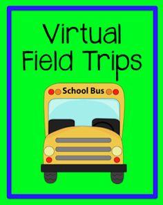 Teach123 - tips for teaching elementary school: Virtual Field Trips