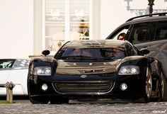 VW Nardo W12, the VW that became the Bugatti Veyron.