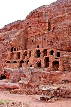 Casas de Petra