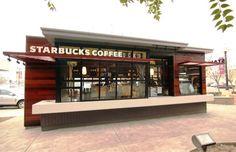 starbucks coffee exterior - Google Search