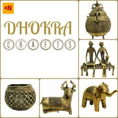 Checkout the Dhokra Crafts Collection!! #Handicrafts #Homedecor #Dhokra #art #Store #Shopping #Kraftnation