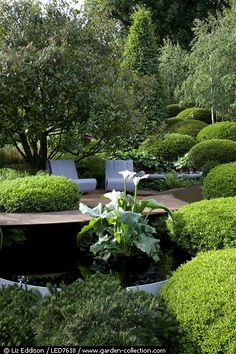 A serene place in this ole garden......      In Detail: LED7618