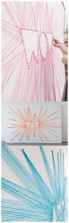 Heb jij nog een wat saaie muur over? Laat dan eens jereisfoto's alspolaroid afdrukken(tip: gebruik deze20% kortingscode), of vierkant met een witte rand. Dit is dé manier om een toffe reisfotomuur te maken in je huis, omdat alle foto's in één stijl afgedrukt worden, kun je er hele leuke dingen mee doen. Tijd om op Pinterest wat inspiratie op te doen voor een DIY polaroid wall met reisfoto's dus! 1. Polaroids aan een draadje De meest simpele, maar daarom niet minder leuke, manier is om…