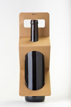 ZIGPACK: Packaging for carrying bottles