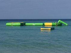 Big boy toys on the ocean. Margaritaville Negril Jamaica etravelaway.com