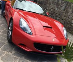 Ferrari California: Inimitabile!!!