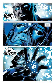 Franklin Richards & Galactus vs. Celestials (Fantastic Four #604): Over the years Galactus has caused the FF quite a bit of trouble, including numerous battles. So nothing prepared fans for what happened next in Hickman's legendary run. Still out matched after disposing of one of the three remaining Celestials, Franklin calls on Galactus as his herald to help him finish up the battle.