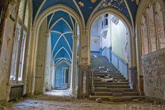 El castillo abandonado de Noisy, Bélgica