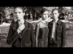 Featuring Adrienne Juliger, Ine Neefs & Moya Mardy Photography Steven Meisel Film Direction DJA Stylst Olivier Rizzo Hair Guido Palau Makeup Pat McGrath Film...