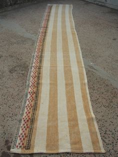 Cream Kilim RunnerRug RunnerKilim Rug RunnerNatural by zkrugs
