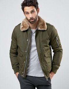 Vestes et manteaux homme | Trenchs et vestes en cuir homme | ASOS
