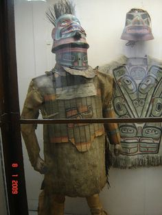 Tlingit armour                                                                                                                                                                                 More