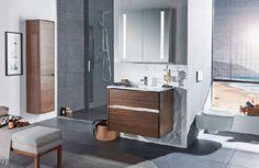 Homeplaza - Brandneue Einrichtungsprogramme lassen Wohlfühlwünsche wahr werden - Frische Impulse fürs Bad!