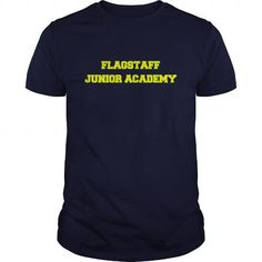 Awesome Tee FLAGSTAFF JUNIOR ACADEMY T-Shirts