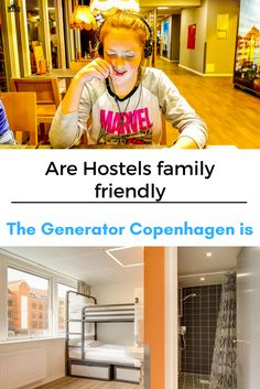 Not all hostels are