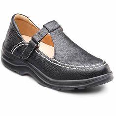 Amazon.com   Dr. Comfort Lu Lu Women's Therapeutic Diabetic Extra Depth Shoe: Chestnut 5.5 X-Wide (E-2E) Velcro   Walking