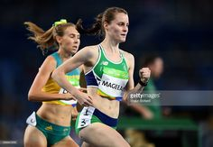 Ciara Mageean of Ireland during Athletics - Women's 1500m Round 1 - Heat 1 on Day 7 of the Rio 2016 Olympic Games at the Olympic Stadium on August 12, 2016 in Rio de Janeiro, Brazil.