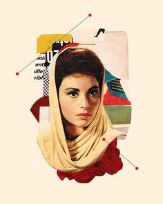 Collages february 2015 / july 2015 on Behance
