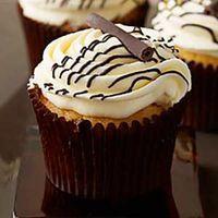 Cupcakes de Moka - Recetas de cupcakes fáciles