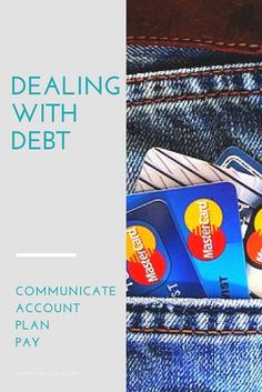 How can I deal with my debts? Life Challenges, Saving Ideas, Home Buying, Debt, I Can, Saving Money, Finance, How To Plan, Free