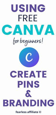 Canva is an amazing free graphic design tool that is popular among bloggers. Use Canva to create brandiung, logos, pins, and blog graphics. Pinterest. Canva. Canva Tips. Pinterest Marketing. Blog Graphics. Pinterest Tips. Blogging Tips. Website Branding. Blogging for Beginners. Pinterest for Beginners. #canva #canvaforwork #freeprintables #websitebrand #favicon #websitelogo #pinterest #pinteresttips