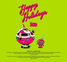 Disney XD - Holidays GIFsTuve el placer de ser invitado a colaborar de un proyecto dirigido y desarrollado por 2Veinte, sobre 31 animaciones navideñas para Disney XD. CREDITS:Done by 2veinteCreative Direction: Pablo GostanianExecutive Producer: Agus…