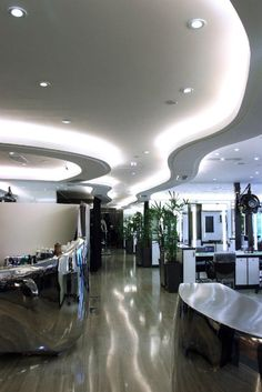 Gateway IL COLPO Salon Interior Design