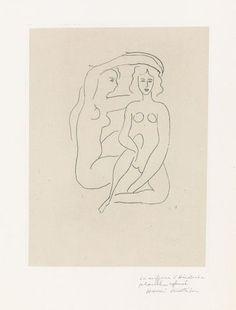 "jhannahjewelry: ""Henri Matisse, La Coiffure d'Hérodiade """
