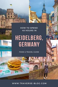 Romantic Destinations, Amazing Destinations, Europe Destinations, Cities In Germany, Germany Travel, Medieval Town, Most Beautiful Cities, City Break, Wanderlust Travel