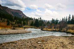 Colorado Fly Fishing | Trout Fishing | Conejos River Fishing