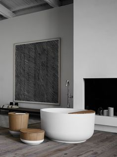 Inbani Bathroom Furniture - Origin collection by Seung-Yong Song Source by lucilasedano I do not take credit for the images in this post. Bathroom Spa, Laundry In Bathroom, Modern Bathroom, Small Bathroom, Master Bathroom, Bathroom Lighting, Bathroom Interior Design, Home Interior, Interior Architecture