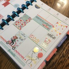I love my Happy Planner! Seriously, since I switched over from my bullet journal, I've been so pleased with this planner system. Enjoy this gallery of my past Happy Planner layouts! Mini Happy Planner, Cute Planner, Planner Tips, Planner Pages, 2015 Planner, Project Life Planner, Project Life Layouts, Planer Organisation, Organization Ideas