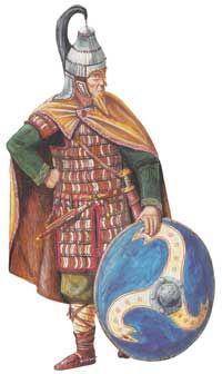Guerriero Longobardo