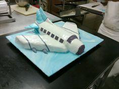 jumbo airoplain cake