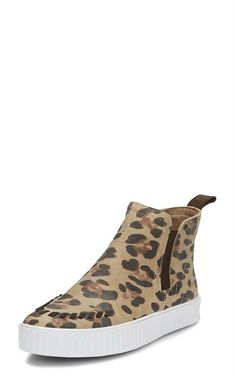 Express your wild side in style with the cozy comfort of our favorite high top slip-on, the Broadway - now in a fun and fashionable exotic-inspired print. You'll love its sleek look and the feel of the cushioned insole that's inside. A REBA by Justin™ Exclusive. Justin Boots, Sleek Look, Rodeo, Cheetah, High Tops, Broadway, Exotic, Slip On, Footwear