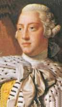 """King George III (1760-1820). House of Hanover. 3rd great-grandfather to Elizabeth II. Reign: 59 yrs, 3 mos, 2 days. Successor: son, George IV.  He died at age 81. Movie called """"The Madness of King George III released in 1994 starring Nigel Hawthorne as King George and Helen Mirren as Queen Charlotte."""