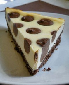Polka Dot Cheesecake - fancy-edibles.com